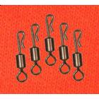 Hook link swivel size 8 - 10pcs