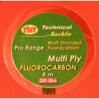 Multiply Fluorocarbon 5m-25lbs