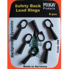 Safety Back Lead Rings